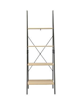 Very Telford Industrial Ladder Bookcase Picture