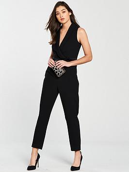 karen-millen-satin-detail-tailored-tux-jumpsuit-black