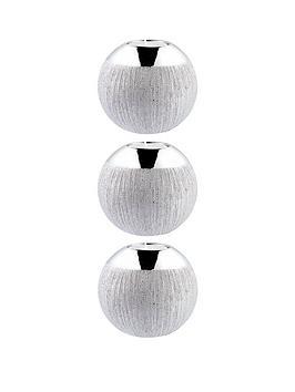 set-of-3-silver-glitter-tea-light-holders