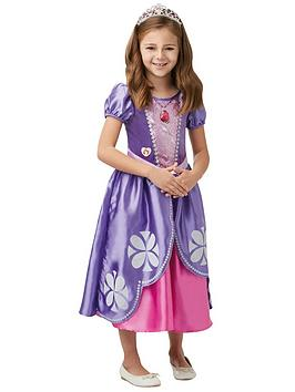 Sofia The First Sofia The First Deluxe Sofia The First Costume Picture
