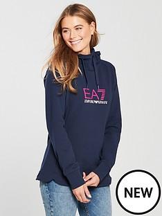 emporio-armani-ea7-ea7-fitted-logo-hoody
