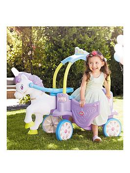 Little Tikes Little Tikes Magical Unicorn Carriage Picture