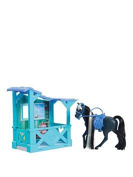 Spirit Spirit Spirit: Riding Free &Ndash;Horse And Stable Playset Picture