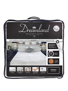 Dreamland Dreamland Dreamland Boutique Hotel 200Tc Cotton Heated Mattress  ... Picture