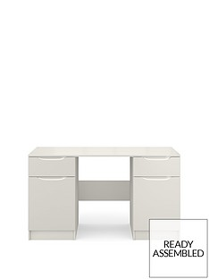 ideal-home-bilbao-ready-assembled-high-gloss-desk-grey