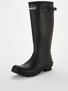 barbour-bede-wellingtons-black