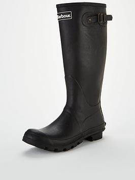 Barbour Barbour Bede Wellingtons - Black Picture