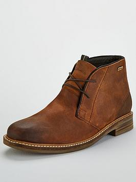 Barbour Barbour Readhead Chukka Boots - Tan Picture
