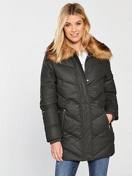 v-by-very-coated-padded-jacket-with-fauxnbspfur-collar-khaki