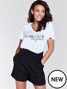 michelle-keegan-slouchynbspgirls-are-the-future-t-shirt-whitenbsp