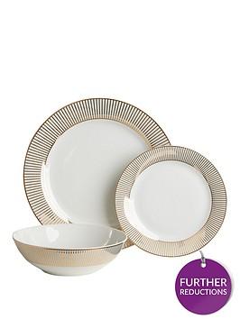 ideal-home-gold-band-12-piece-dinner-set