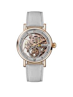 ingersoll-1892-the-herald-white-and-rose-gold-skeleton-dial-white-leather-strap-ladies-watch