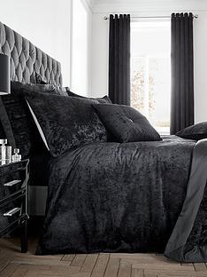 catherine-lansfield-crushed-velvet-duvet-cover-set-midnight-blacknbsp