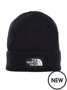 the-north-face-logo-box-cuffed-beanie-blacknbsp