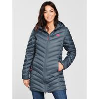 474ab70d9a05 THE NORTH FACE Trevail Parka - Grey