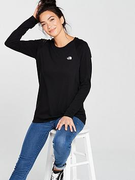 the-north-face-long-sleeve-raglan-tee-blacknbsp