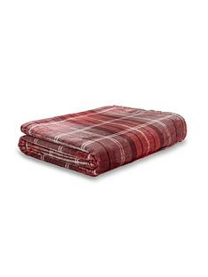 catherine-lansfield-brushed-cotton-red-tartan-christmasnbspthrow