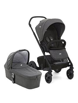 Joie Joie Chrome Dlx Buggy And Carry Cot Picture