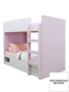 peyton-storage-bunk-bed-with-mattress-options-buy-and-save-whitepink