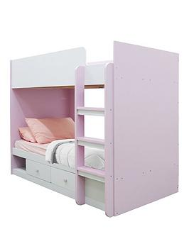 Very Peyton Storage Bunk Bed With Mattress Options (Buy And Save!) -  ... Picture