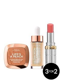 loreal-paris-lrsquooreal-paris-easy-glow-makeup-kit