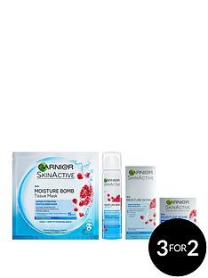 garnier-garnier-moisture-bomb-hydrating-skin-care-regime-kit