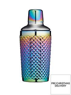 kitchencraft-barcraft-300ml-glass-rainbow-cocktail-shaker
