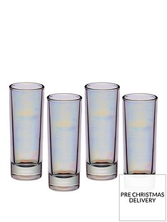 kitchencraft-barcraft-raibow-iridescent-tall-shot-glasses