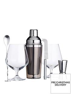 kitchencraft-barcraft-six-piece-gin-cocktail-set