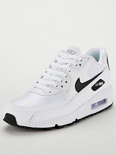 2c8565b37ad Nike Air Max 90 - White Black