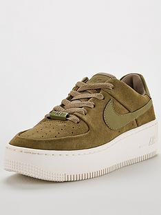 nike-air-force-1-sage-olivewhitenbsp