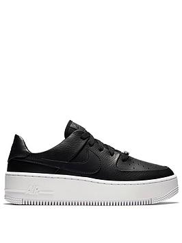 Nike Nike Air Force 1 Sage - Black Picture