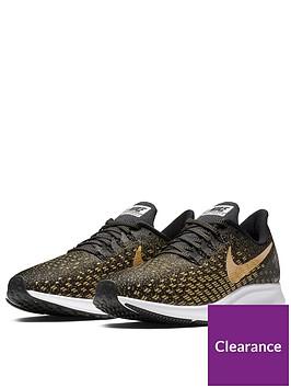 7eaa343db83b Nike Air Zoom Pegasus 35 - Black Gold