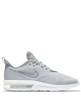 promo code 64cbf ec526 Nike Air Max Sequent 4 - Grey