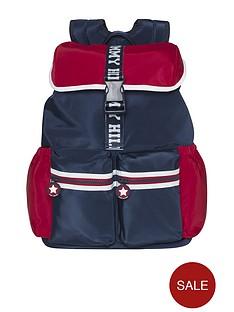 tommy-hilfiger-varsity-backpack-navy