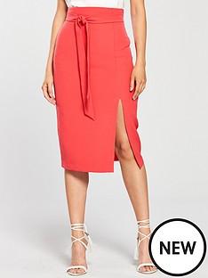 oasis-high-waist-pencil-skirt
