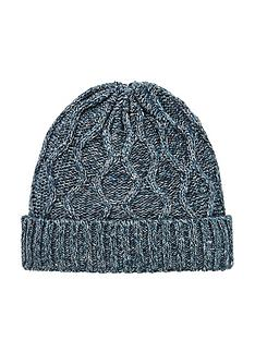 v-by-very-cable-beanie-blue