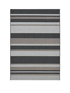 Very Stripe Utility Rug Picture