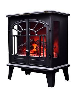 swan-sh15140nbsp1900-watt-electric-freestanding-stove-fire