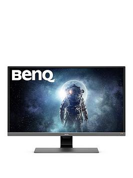 Benq   Ew3270U, 31.5 Inch, 4K Hdr Monitor With Freesync&Trade;, Usb-C, Speakers