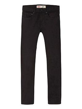 levis-boys-510-skinny-fit-black-jeans