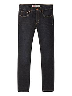 levis-boys-510-skinny-fit-dark-wash-jeans