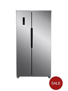 swan-sr15640s-total-no-frost-90cmnbspwide-american-style-fridge-freezer-stainless-steel-look