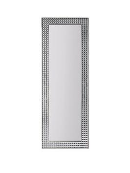 large-diamante-effect-full-length-mirror