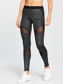 ellesse-sport-legging-blackmetallicnbsp