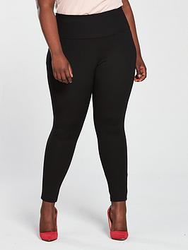 V by Very Curve V By Very Curve Body Sculpt Control Panel Legging Picture