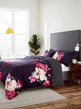 joules-winter-bloom-cotton-percale-duvet-cover