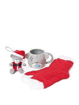 me-to-you-me-to-you-bear-head-mug-socks-and-plush-santa-decoration-set