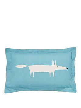 Scion Scion Mr Fox Oxford Pillowcase Picture