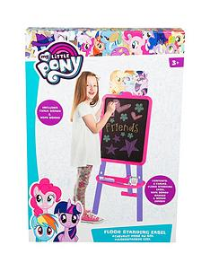 my-little-pony-my-little-pony-double-sided-floor-standing-easel